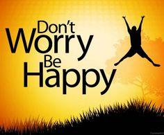 Don't worry ! Be happy  سه چیز برای شاد بودن حیاتی است: کاری برای انجام دادن کسی برای دوست داشتن و امید به فردای بهتر Three things is vital to happy : A work for do Some one to love And hope for a better tomorrow #موفقیت #دوست_داشتن #علاقه #عشق #مهربانی #محبت #بخشش #استارتاپ #فناوری #بدنسازی #بسکتبال #یادگیری  #startup #computer #html5 #css3 #success #js #java #javascript #code #design #behappy #smile #happy #love #like