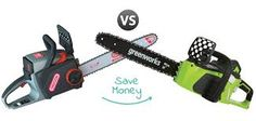 http://www.manufacturedhomepartsandaccessories.com/electricvsgaspoweredchainsaws.php  has some advice regarding how to shop for a chainsaw for home improvement projects.