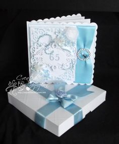 Birthday Card by: gymjean - Do It Darling Big Birthday Cards, 70th Birthday, 3d Cards, Card Tags, Baby Cards, Anniversary Cards, Greeting Cards Handmade, Scrapbook Cards, Making Ideas