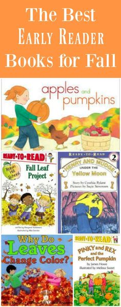 Entice your kids into more reading time with these fun holiday-themed Early Reader (ER) books & tips that are perfect for Halloween, Thanksgiving and Winter holidays! Parenting Classes, Parenting Books, 2nd Grade Reading, Kids Reading, 1000 Books Before Kindergarten, Preschool Library, Fallen Book, Teacher Books, Halloween Books