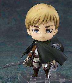 Erwin danchou - Shingeki No Kyojin Nendoroids