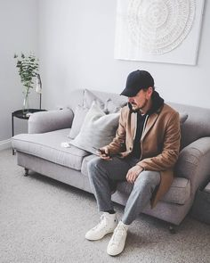 """495c67696dc26 Mike 🌵 on Instagram  """"Finishing off the week with a wool on wool combo  staying cosy as hell. What have you guys got planned for the weekend """""""