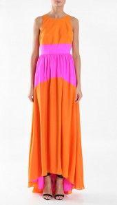 Love this Tibi Silk Dress!