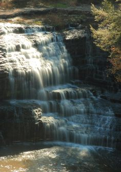 Burgess Falls State Park Has The Most Epic Waterfalls Near Nashville