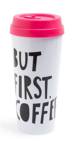 But first, coffee! http://rstyle.me/n/r99swn2bn