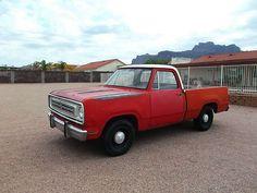 .1973 Dodge D100