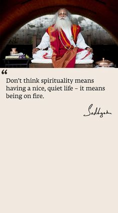 Mystic Quotes, Isha Yoga, Buddha Thoughts, Sweet Words, Mindfulness Meditation, Spiritual Quotes, Law Of Attraction, Wise Words, Philosophy