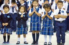 Parochial and other faith-based schools.