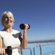 Weight-Training Exercises for Women Over 50 | LIVESTRONG.COM