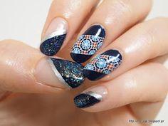 Moru's nails: Winstonia Moroccan Mosaic Stamping Plate 2