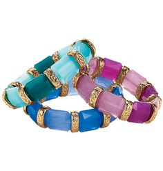 Faceted Stretch Bracelet $9.99