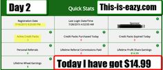 Once a day! Click a mouse for 5 mins. It's impossible not to Make Money www.This-is-eazy.com