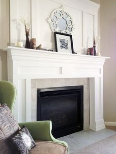 13 best fireplace feature walls images fireplace feature wall rh pinterest co uk