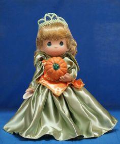 Sleeping Beauty Boo Fall 2014 Doll Precious Moments Disney Princess Signed 4953 #PreciousMoments #VinylDolls