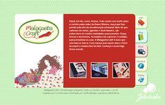 Site: Malagueta Craf - encadernação manual