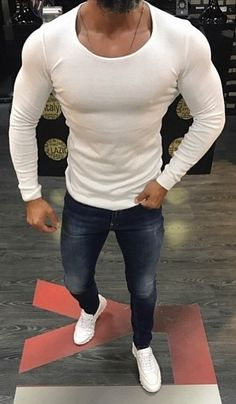 Street Fashion, Men Fashion, Best Smart Casual Outfits, Street Outfit, Men Style Tips, Man Style, Latest Fashion Trends, Bodybuilding, Handsome