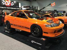 Everything Honda at the 2015 SEMA Show in Las Vegas