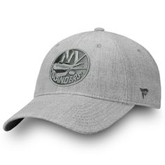 outlet store 68ce5 22107 Men s New York Islanders Fanatics Branded Gray Team Haze Adjustable  Snapback Hat, Sale   16.49 - You Save   5.50