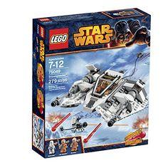 LEGO Star Wars 75049 Snowspeeder Building Toy LEGO http://smile.amazon.com/dp/B00J4S97O4/ref=cm_sw_r_pi_dp_Ix2Cub176HQ34