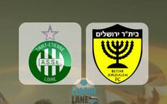 Saint Etienne Vs Beitar Jerusalem Live Broadcasting UEFA Europa…
