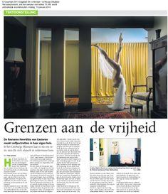 Thanks to Peter Janssen, Dagblad De Limburger