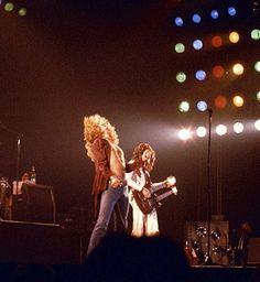 Led Zeppelin 1977 Louisville KY
