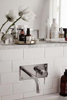 Pabla en casa: Detalles encantadores en el baño