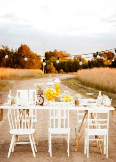 Countryside High Tea by Style Le Aisle / Wedding Style Inspiration / LANE