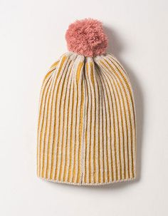 Buy bobo choses bicolor beanie – yellow from Thumbeline Coloured Girls, Girl Beanie, Head Accessories, Colourful Outfits, Go Shopping, Rainbow Colors, Knitted Hats, Yellow, Knitting