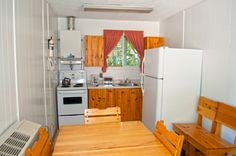 kitchen two-bedroom