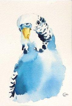Pin by Hans-Georg Kestler on Vögel in 2019 Watercolor Drawing, Watercolor Bird, Watercolor Animals, Painting & Drawing, Watercolor Paintings, Gouache Painting, Watercolor Portraits, Watercolor Landscape, Abstract Paintings