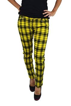 9cdbedf831 Punk Rock Outfits, Grunge Outfits, Tartan Pants, Jeans Store, Scene  Outfits, Cool Outfits, Alternative Fashion, Women's Jeans, Skinny Jeans