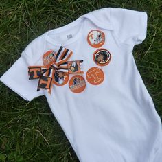 University of Tennessee Volunteers Necklace Shirt or by ThisPretty, $19.95