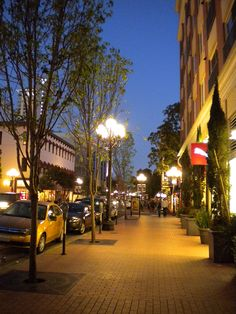 Gaslamp District, San Diego---former favorite place in SD <3