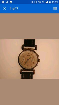 [Breitling] Vintage Breitling Chronograph https://ift.tt/2EdQhyh