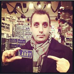 Larry!!!!!!! ♥ impractical jokers !!!!!!!! Loveeeeeeeee joe and sal♡