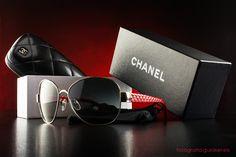 Fotografia de Producto - Gafas Chanel #fotografia #producto #ecommerce #publicidad #chanel #gafas