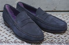 Shoe Porn: Carmina for Epaulet Loafers #details
