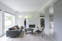 living room Sofas, Conference Room, Interiors, Living Room, Interior Design, Architecture, Table, House, Inspiration