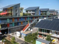 Sonnenschiff: Solar City Produces 4X the Energy it Consumes