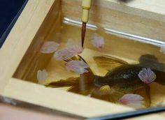 Riusuke Fukahori 3d Resin Painting, Resin Artwork, Liquid Resin, Diy Resin Crafts, Zen Art, Fish Art, Goldfish, Art Techniques, Cool Things To Make