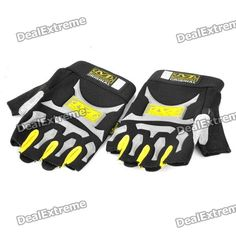 Outdoor Mechanix Wear M-Pact Tactical Gloves - Black + Grey (XL-Size/Pair)  Price: $13.80