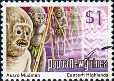 Papua New Guinea 1973 Arawe Mother West New Briton SG 246 Fine Used Scott 374  Other Papua New Guinea Stamps HERE