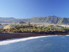 Playa Jardín in Puerto de la Cruz