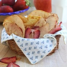 Recetas para niños: Fruta desecada