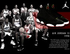 A personal project series of Michael Jordan's classic shoe collection. From the Air Jordan 1 to the Air Jordan 14. I do not own the rights for the images used in this series. Layout and placement by yours truly. Enjoy!