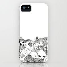 Human Jungle  iPhone Case