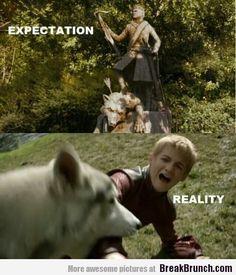 All hail King Joffrey Baratheon - Game of Thrones - http://breakbrunch.com/lol/15473 More Funny Picture - http://breakbrunch.com/random