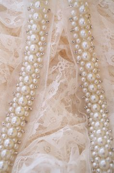 pearl bead sash trim with rhinestones rhinestone and pearl