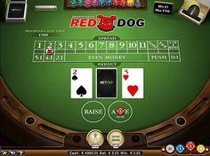 Cómo se juega al Red Dog Poker